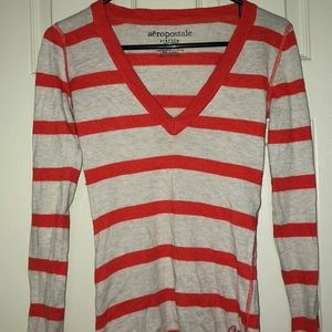 Aeropostale Lightweight Long Sleeve Sweater